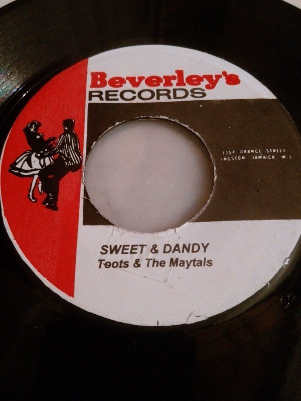 Toots And The Maytals - Sweet & Dandy