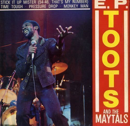 Toots And The Maytals - Toots & The Maytals E.P.