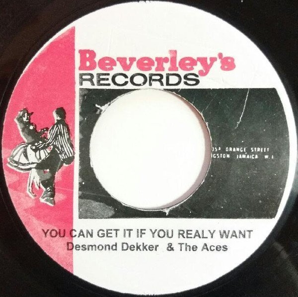 Toots And The Maytals - You Can Get It If You Really Want / Pressure Drop