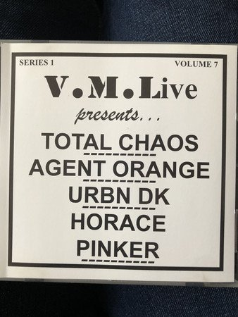 Total Chaos - V.M.L Live Presents