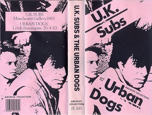 U K Subs - Archive Collection