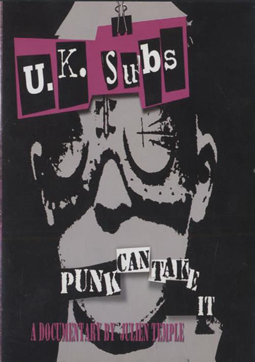 U K Subs - Punk Can Take It - A Documentary By Julien Temple