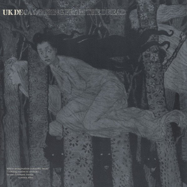 Uk Decay - Rising From The Dread