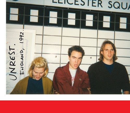 Unrest - England, 1992