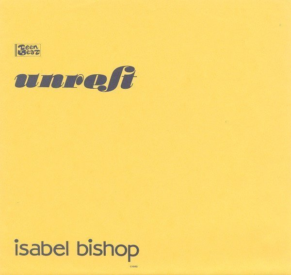 Unrest - Isabel Bishop