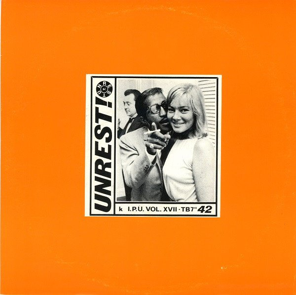 Unrest - Yes She Is My Skinhead Girl