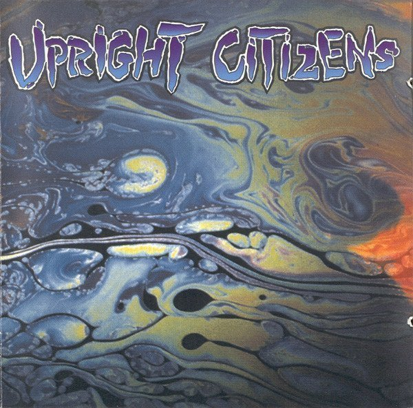 Upright Citizens - Colour Your Life