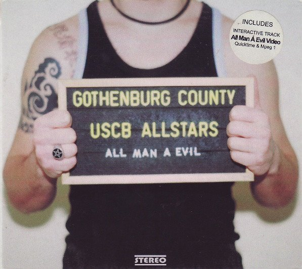 Uscb Allstars - All Man Á Evil