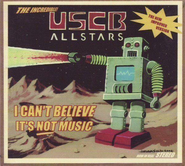 Uscb Allstars - I Can