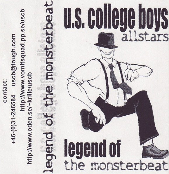 Uscb Allstars - Legend Of The Monsterbeat