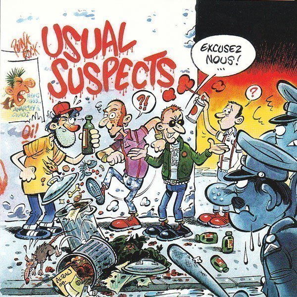 Usual Suspect - Excusez Nous!