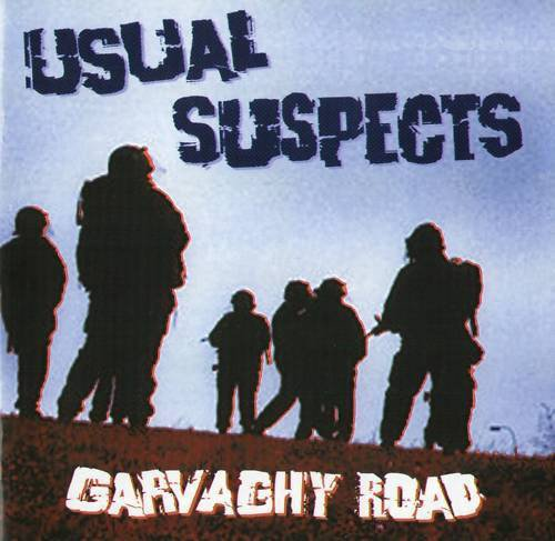 Usual Suspect - Garvaghy Road