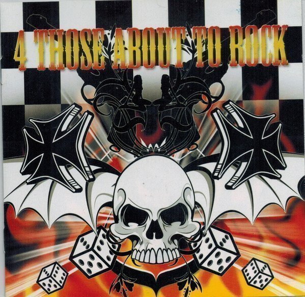 V8 Wankers - 4 Those About To Rock
