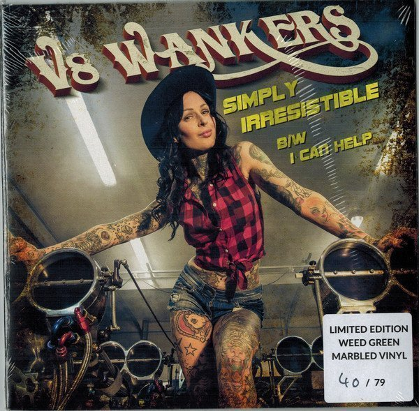 V8 Wankers - Simply Irresistible