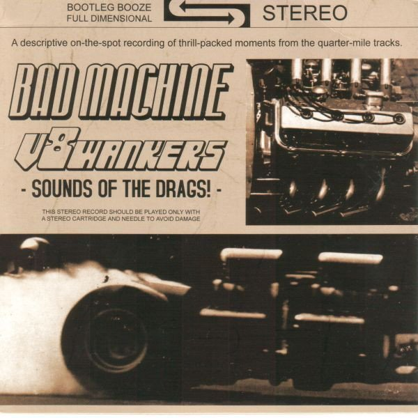V8 Wankers - Sounds Of The Drags