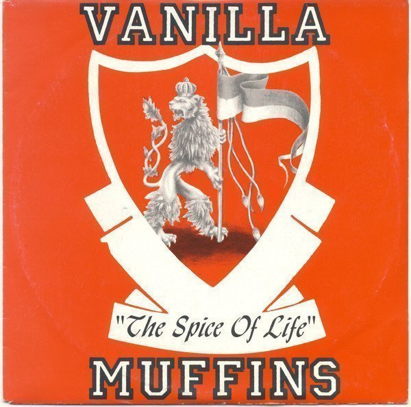 Vanilla Muffins - The Spice Of Life