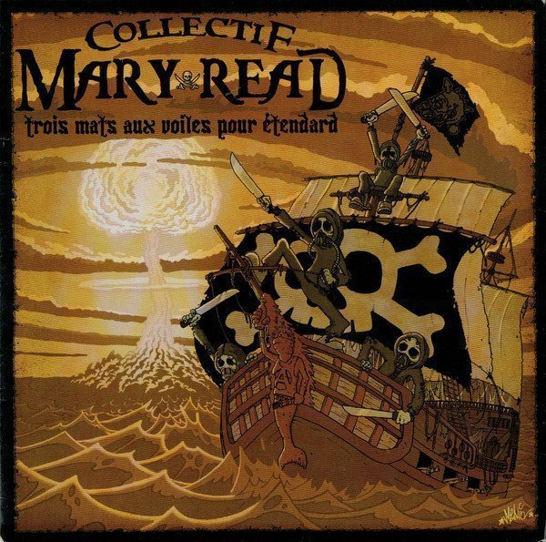 Varlin - Collectif Mary Read / Varlin