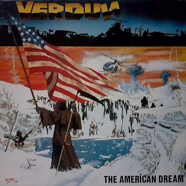 Verdun - The American Dream