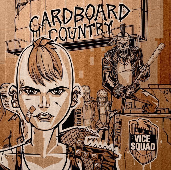 Vice Squad - Cardboard Country