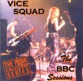 Vice Squad - The BBC Sessions