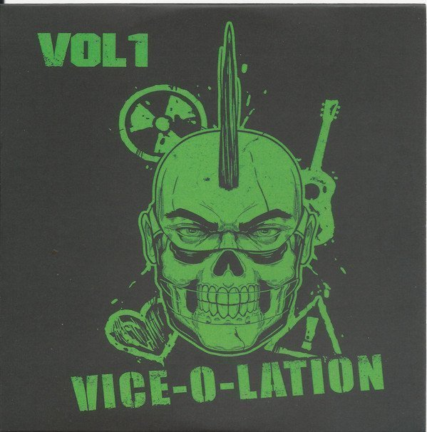 Vice Squad - Vice-O-Lation Vol1