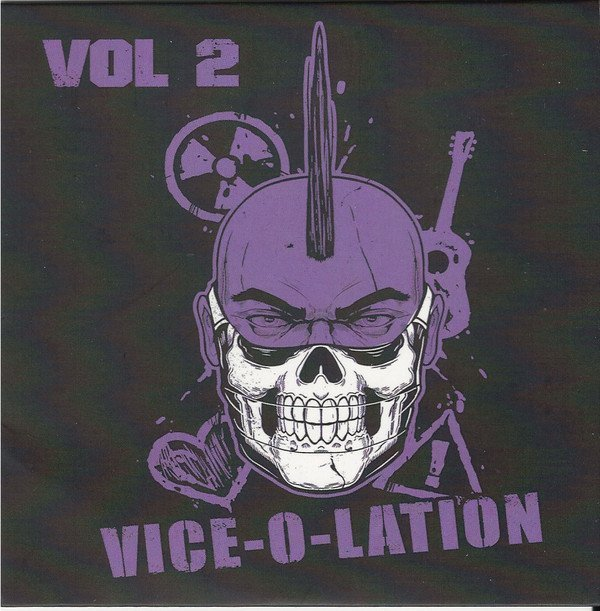 Vice Squad - Vice-O-Lation Vol 2