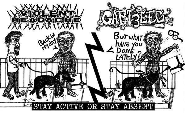 Violent Headache - Stay Active Or Stay Absent
