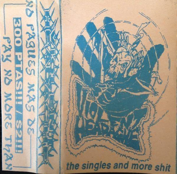 Violent Headache - The Singles And More Shit