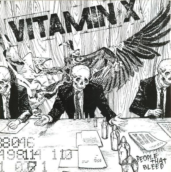 Vitamin X - People That Bleed
