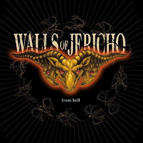 Walls Of Jericho - From Hell
