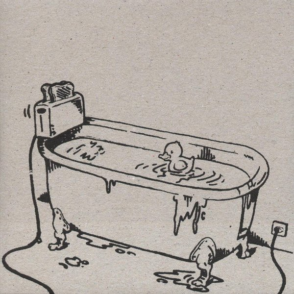 Wank For Peace - A Toaster In The Bathtub