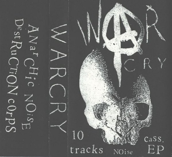 Warcry - 10 Tracks Noise Cass. EP