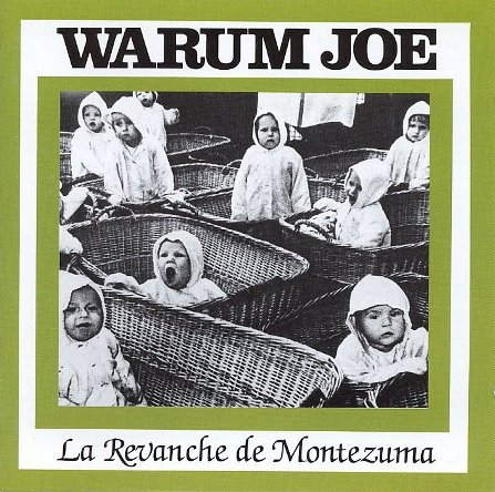 Warrum Joe - La Revanche De Montezuma