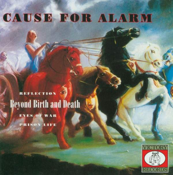 Warzone - Cause For Alarm / Warzone