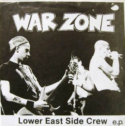 Warzone - Lower East Side Crew E.P.