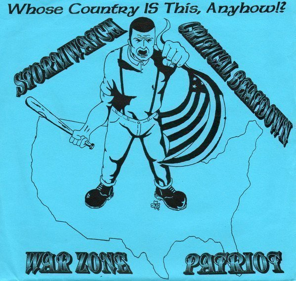 Warzone - Whose Country IS This, Anyhow!?