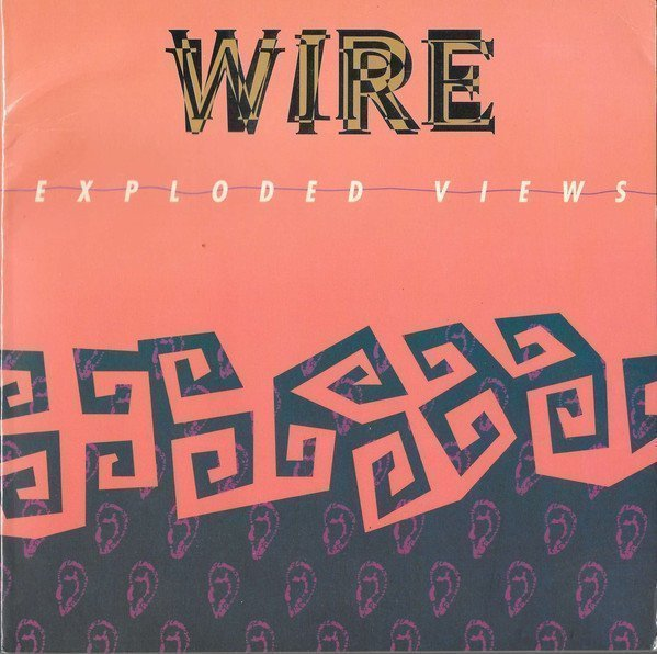 Wire - Live - May 1990