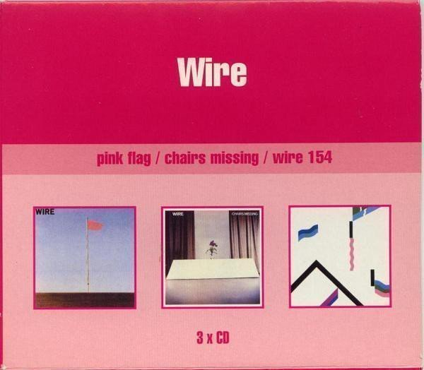 Wire - Pink Flag / Chairs Missing / Wire 154