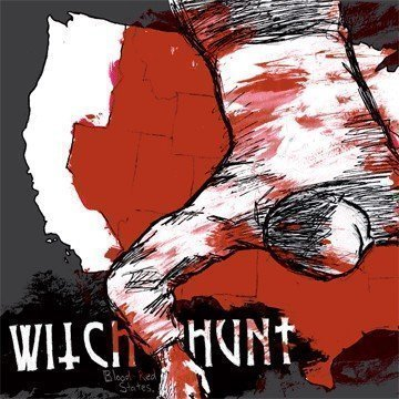 Witch Hunt - Blood-Red States
