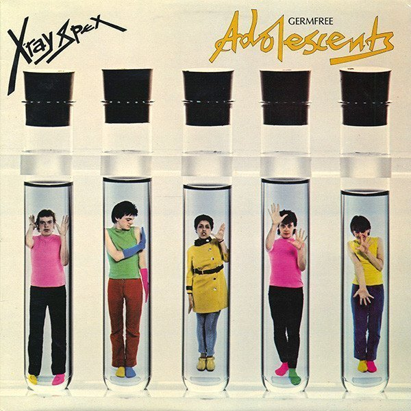 X ray Spex - Germfree Adolescents