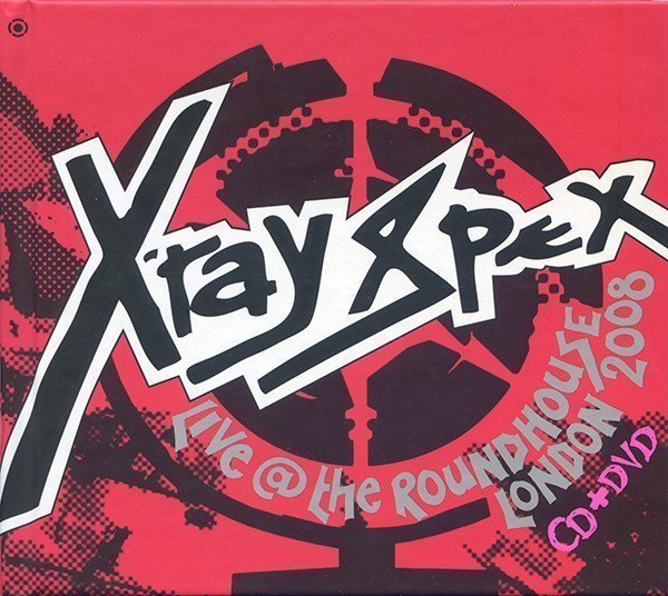 X ray Spex - Live @ The Roundhouse London 2008