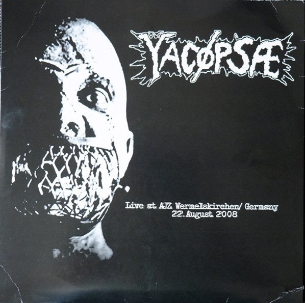 Yacopsae - Live At AJZ Wermelskirchen Germany 22 August 2008