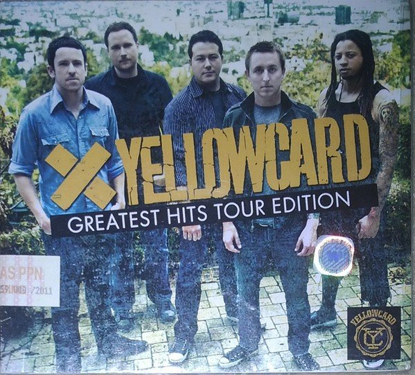 Yellowcard - Greatest Hits - Tour Edition