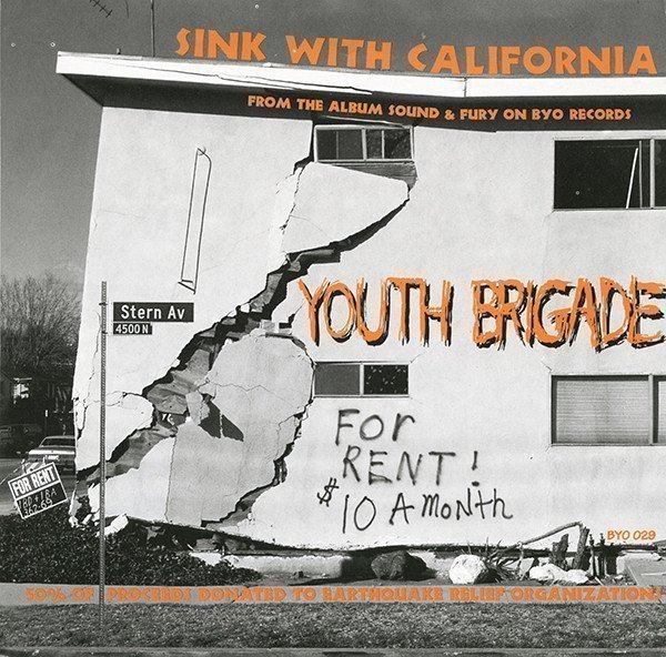 Youth Brigade - All Style, No Substance