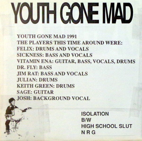 Youth Gone Mad - Isolation