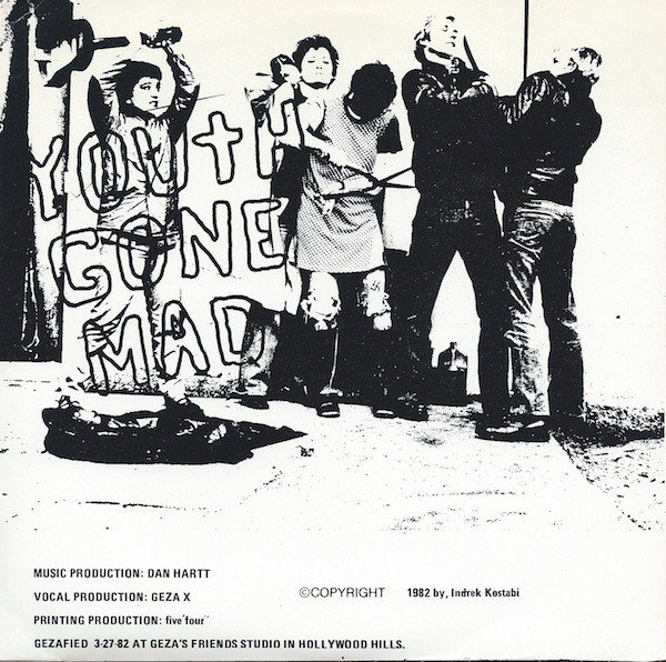 Youth Gone Mad - Oki Dogs