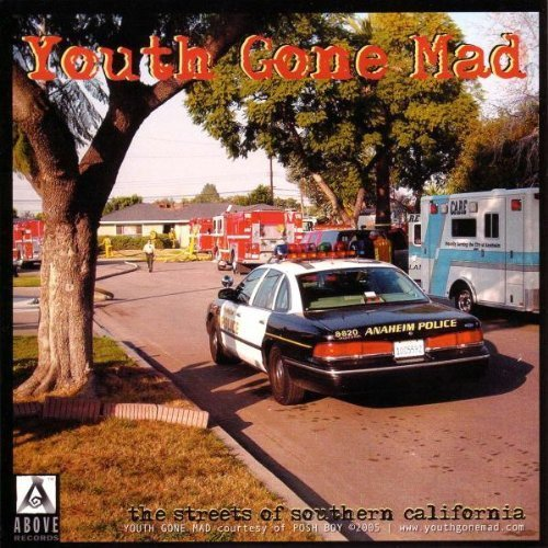 Youth Gone Mad - Youth Gone Mad / One Way Down