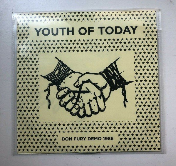 Youth Of Today - DON FURY DEMO 86