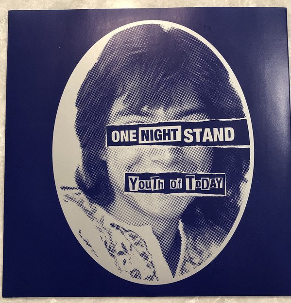 Youth Of Today - One Night Stand