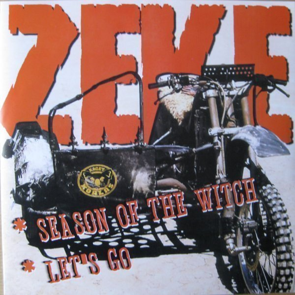 Zeke - Season Of The Witch / Let
